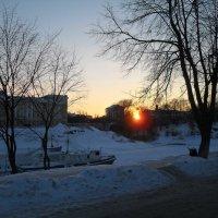 Спрятанное солнце :: Сергей Голубцов