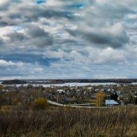 Осень-природы увяданье :: Сергей Голубцов