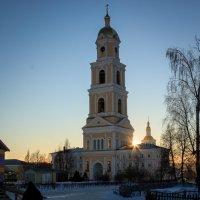 Дивеевские Святки - 2015: Монахиня спешит :: Андрей Мердишев