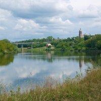 Мост через реку Клязьма :: Svetlana Nefedova