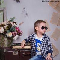 Бонд отдыхает))) :: Анастасия Михалева