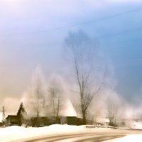 Дом у дороги :: Валентина Налетова