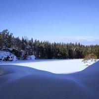 Скандинавская зима :: Swetlana V