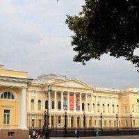 Площадь искусств. Русский музей :: Александра