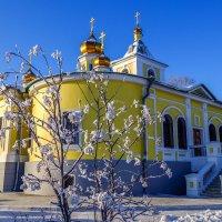 Николо-Иннокентьевская церковь. Иркутск. :: Rafael