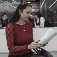 Вариации на тему :: Людмила Синицына