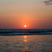 Закат на Бали :: Luis Toshi