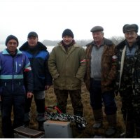 Команда рыбаков :: Татьяна Пальчикова