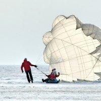 десантный парашют можно использовать по-разному)) :: Ingwar
