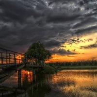 За мостом.... :: Vlad Moscow
