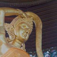 на горе у Будды :: liudmila drake