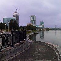 Набережная Екатеринбурга :: Борис Соловьев