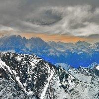Ледник Хинтертукс. :: Лонли Локли