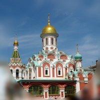 Собор Казанской богоматери. :: Чария Зоя
