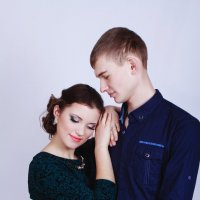 Аня и Александр :: Svetlana Shumilova