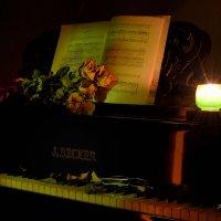 Старый рояль :: Виктор Филиппов
