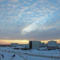 Северодвинск. Небеса (2) :: Владимир Шибинский