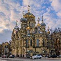Санкт-Петербургское Подворье монастыря Оптина пустынь-2 :: Валентин Яруллин