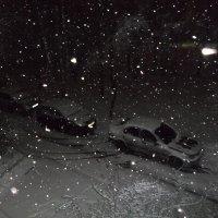 Снег в городе... :: BoxerMak Mak