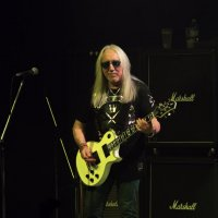 Uriah Heep в Казани 06.02.2015 - Мик Бокс :: Damir Si
