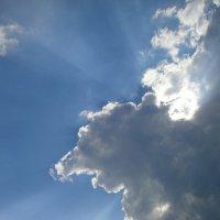 Небесные фантазии... :: Алёна Савина