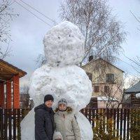 снеговик :: Ruslan M