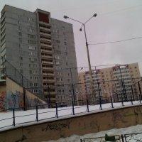 Вот, да..вот..инфраструктура... :: Ольга Кривых