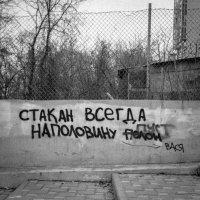 Оптимизм против пессимизма :: Александр Рябиков