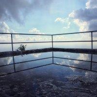 В облаках :: Anna Lipatova