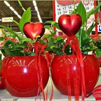 Ко дню святого Валентина. :: Валерия Комова