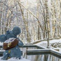 Где бы спрятать моё сокровище) :: Геннадий Катышев
