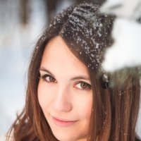 Зимняя Лена :: Виктория Ходаницкая