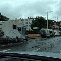 Дождь... :: Anna Gornostayeva