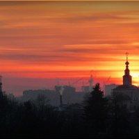 Любуюсь закатом! :: Владимир Шошин