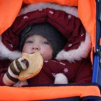 Мороз не страшен :: Виктор Никитенко
