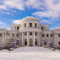 Елагиноостровский дворец-музей :: Андрей Трегубов