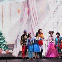 Театр на льду. :: Маргарита ( Марта ) Дрожжина