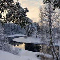В один из зимних дней :: Любовь