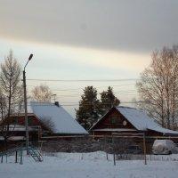 Домик в деревне-3 :: Фотогруппа Весна - Вера, Саша, Натан
