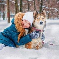 Арина и Хася) :: photographer Anna Voron