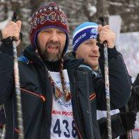 харизматичный лыжник :: Елена Кечиева