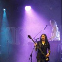 Uriah Heep - Дэвид Риммер - бас Гитара :: Damir Si