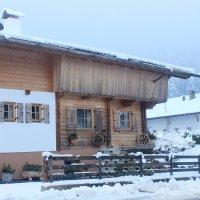 Альпийские дома, Майрхофен :: Иля Григорьева