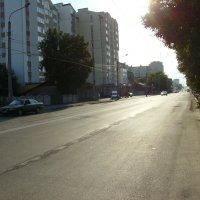 Улица  Независимости  в  Ивано - Франковске :: Андрей  Васильевич Коляскин