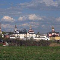 Иоанно-Богословский монастырь с. Пощупово Рязанской области (лето) :: Инна *