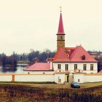Приоратский дворец в Гатчине :: Любовь