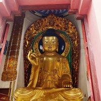 Золотой Будда. :: Alex