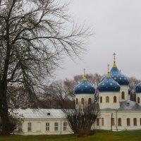 новгородское предзимье :: Александра