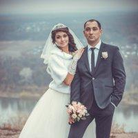 Мухитдин и Луиза :: Евгений Панарин