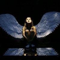 Ангелы тоже плачут :: Анна Искандарова